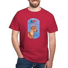 Cirneco dell' Etna T-Shirt