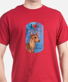 Cirneco dell' Etna T-Shirt