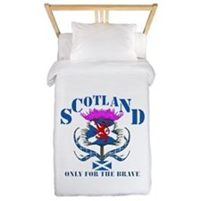 Scotland only for the brave Twin Duvet