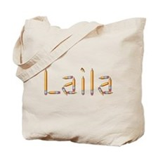 Laila Pencils Tote Bag