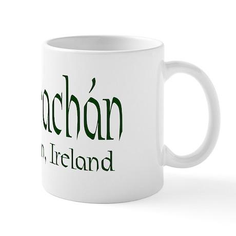 County Monaghan (Gaelic) Mug