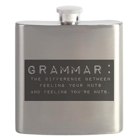 Feeling nuts Flask