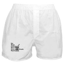 pharmacist Slam phones.PNG Boxer Shorts