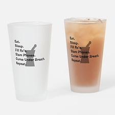 pharmacist Slam phones.PNG Drinking Glass