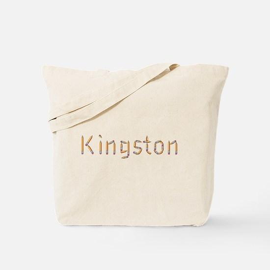 Kingston Pencils Tote Bag