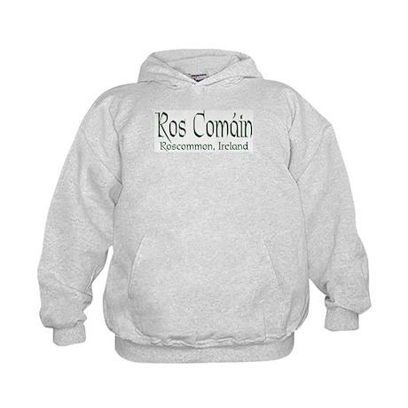 Roscommon (Gaelic) Kids Hoodie