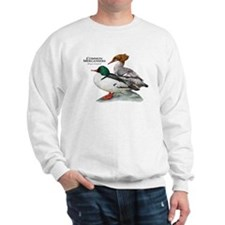 Common Mergansers Sweatshirt