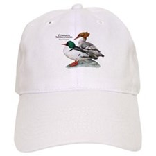 Common Mergansers Baseball Cap