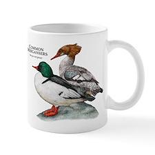 Common Mergansers Mug