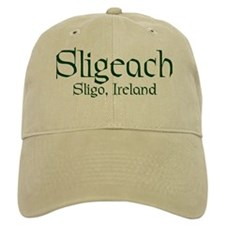 County Sligo (Gaelic) Baseball Baseball Cap