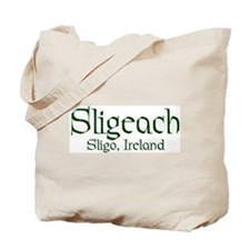 County Sligo (Gaelic) Tote Bag