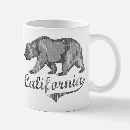 California Bear Mug