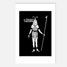 Shakespeare's Tamora Postcards (Package of 8