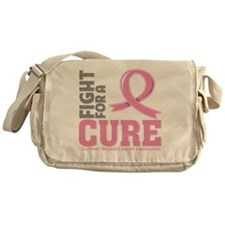 Breast Cancer Fight For A Cure Messenger Bag