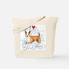 Portuguese Podengo Pequeno Tote Bag