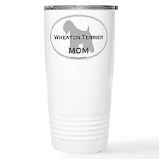 Unique Wheaten Travel Mug