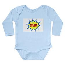 BAMF Long Sleeve Infant Bodysuit