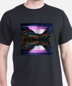 Native American The View T-Shirt