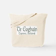 County Tyrone (Gaelic) Tote Bag