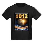 APOCALYPSE SURVIVOR Kids Dark T-Shirt