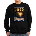 APOCALYPSE SURVIVOR Sweatshirt (dark)