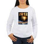 APOCALYPSE SURVIVOR Women's Long Sleeve T-Shirt