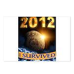 APOCALYPSE SURVIVOR Postcards (Package of 8)