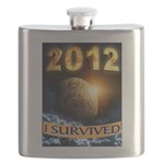 APOCALYPSE SURVIVOR Flask