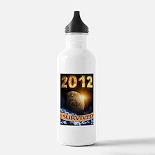 APOCALYPSE SURVIVOR Water Bottle