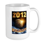 APOCALYPSE SURVIVOR Large Mug