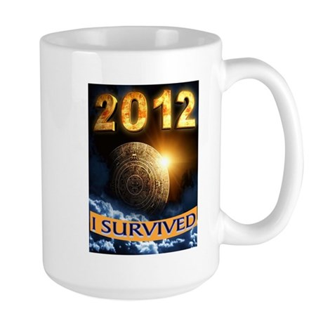 APOCALYPSE SURVIVOR Large Mug