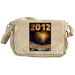 APOCALYPSE SURVIVOR Messenger Bag