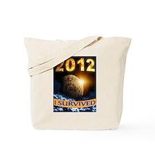 APOCALYPSE SURVIVOR Tote Bag