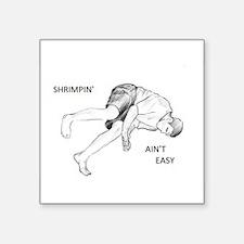 Brazilian Jiu Jitsu Shrimping Ain't Easy Square St