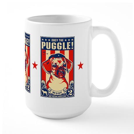puggle2_mug Mugs