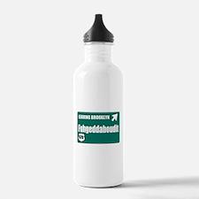Brooklyn Water Bottle