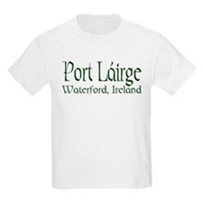 Waterford (Gaelic) Kids T-Shirt