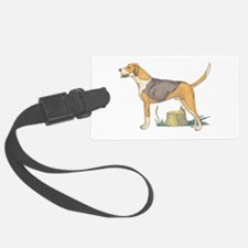 american-foxhound.png Luggage Tag