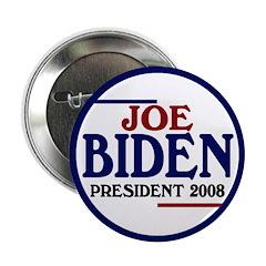 Joe Biden for President 2008 (Button)