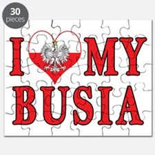 I Heart My Busia Puzzle