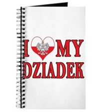 I Heart My Dziadek Journal