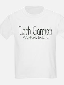 County Wexford (Gaelic) Kids T-Shirt