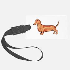 dachshund.png Luggage Tag