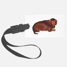 dachshund,png.png Luggage Tag