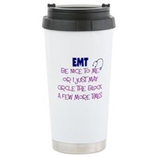 Cute Emt Travel Mug