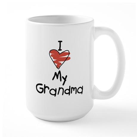 Luv grandma Mugs