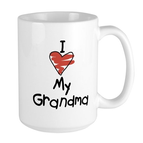 Luv grandma Mugs