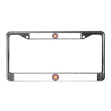 Best Father License Plate Frame