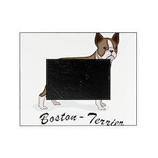3-boston terrier.jpg Picture Frame