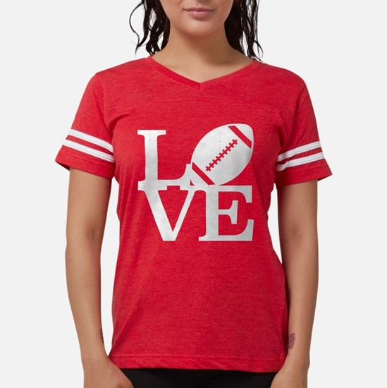 Love Football Womens Football Shirt